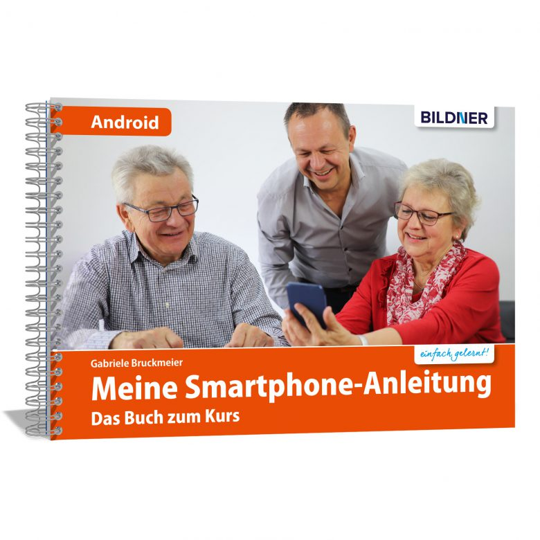 Cover Kursbuch Android.